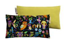 LITTLE OWLS COLLECTION / Collection de coussins ludique pour enfant sur le thème de la forets et des hiboux. Retrouvez la collection sur le site http://www.hellopillow.fr/