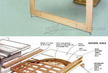 Table saw & jigs