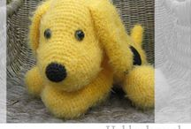 Dribbel hond