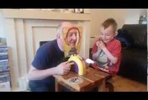 COMPETITIONS / Pie Face game!