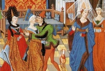 love and sex in the middle ages - iconography