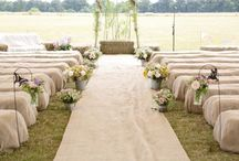 Awesome Rustic Wedding Ceremony Seating