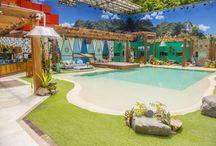 Piscina Praia BBB18 / Piscina praia do Programa Big Brother Brasil 18 foi revestida com a Linha Beaches da Cristal Pool