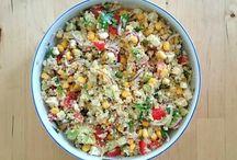 Salate für Janina