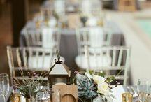Svatební hostina ubrusy