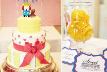 Party Inspiration: Vintage Cartoons / by Unicorns and Vanilla