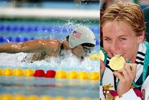 Women Swimmers / Female swimmers of all time