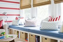 Playroom / Family Room Inspiration