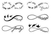 Τατουάζ με θέμα την απεραντοσύνη