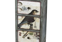 annie sloan Painted Furniture / by Christl Weirich