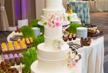 A Piece of {Wedding} Cake / Your wedding deserves the best, and the includes the Cake! No matter what your dream cake looks like, our team of wedding vendors and consultants can help make that dream wedding cake come true!