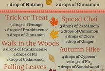 EO Diffuser Blends : Autumn