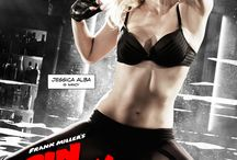 Frank Miller's Sin City: A Dame to Kill For Character Posters / Check out 5 new character posters for Frank Miller's Sin City: A Dame to Kill For, in theaters 8/22/14!