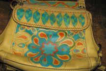 Pintar bolsos