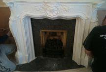Fire place surrounds