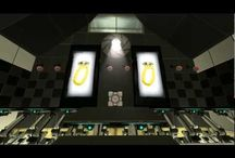 For Science!: A Portal Board / A board dedicated to some of the greatest games ever released- the Portal Series.  / by Ryan Johnson