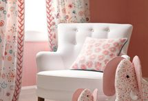 Nursery/Toddler Rooms / by Lisette Barteau