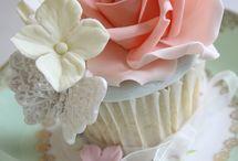 Babeczki z Kwiatami- ślub i wesele