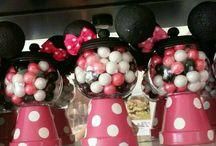 Partiekie Idees: Mini Mouse