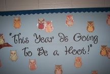 Owl Theme Classroom / by Tiffany Clark