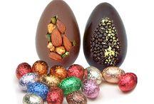 Spécial Pâques / Chocolats et œufs de Pâques