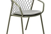 Casual Dining Chairs for Restaurants, Cafes & Coffee Shops / A selection of our favourite chairs for restaurants, cafes and coffee shops and other casual hospitality spaces.