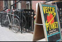 Vegetarian Restaurants / by Elizabeth