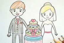 für Kids Hochzeit