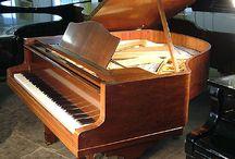 1960 - 1970 Piano Case Styles