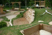 Landschaftsarchitektur Spielflächen