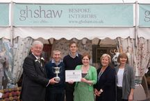 The Mews / The Mews is the Lincolnshire Show's premier shopping aisle!