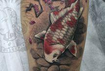 Koi Tattoo...