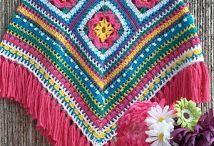 Crochet - Ponchos