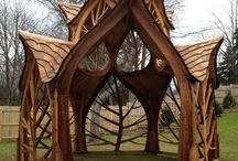 Great Gazebos, Gates & More / A Selection of Great Gazebos, Gates, Screens, Fences, Decks and Garden Structures