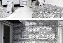 Wall Comic Decor