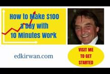How to Make $100 a Day with 10 Minutes Work
