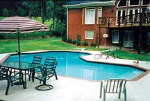 Pool ideas / backyard poos