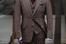 anzug tweed