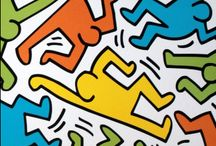 Keith Haring lesson