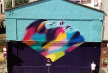 World of Urban Art : TXEMY  [Spain]