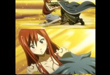 Fairy tail / Fairy, where are you going? Hikari zenbu atsumete!!! Kimi no ashita terasu yo!!  I can't even...