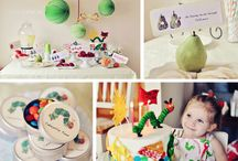 Kiddos' Bday Party Ideas / by Mandy Reckward