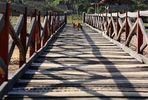 LOMBOK-MATARAM / Kuta beach Mawun beach