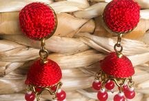 Bonyhub Silk Thread Jewellery / Sik Thread Jewellery only on bonyhub.com