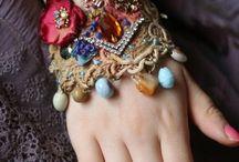 accessories ~ handmade ~ manchetes