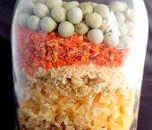 THRIVE Meals in a Jar / by Julie Finlayson