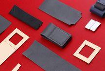 PENCLIP Type-A / A versatile magnetic clip for your pen, earphone, cash, etc.
