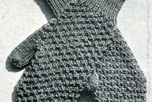 Hekle og strikke