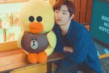 W1 Yoon Jisung