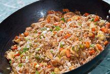 arroz con....